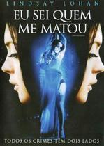 DVD Eu Sei Quem Me Matou - NBO
