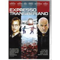 DVD Expresso Transiberiano - Swen Filmes