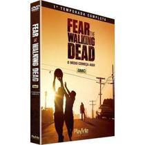 DVD Fear The Walking Dead - 1ª Temp - 2 Discos - PLAYARTE