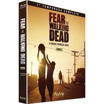 DVD Fear The Walking Dead - 1ª Temporada - Playarte