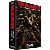 DVD Fear The Walking Dead - 2ª Temp - 4 Discos - PLAYARTE