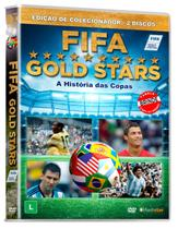 DVD - Fifa Gold Stars - 2 Discos - Flashstar Home Video