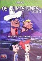 Dvd Filme Os Flintstones Dublado Volume 3 Original -