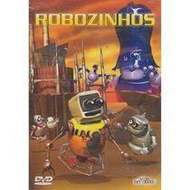 Dvd Filme Robozinho Brinquedos Original -