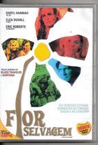 DVD Flor Selvagem  Trilha Sonora de Santana e Blues Traveler - NBO