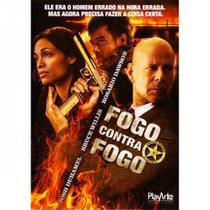 Dvd - Fogo Contra Fogo - Playarte