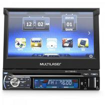 DVD GPS Retratil 7
