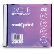 DVD Gravavel DVD-R 4.7GB/120MIN/16X SLIM - GNA