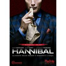 DVD - HANNIBAL - 1ª TEMPORADA - VOL. 1 - Playarte