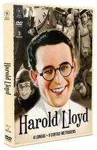 Dvd Harold Lloyd - Obras-Primas Do Cinema