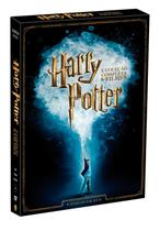 DVD Harry Potter - A Coleção Completa - 8 Discos - Warner home video