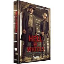 DVD - Hell on Wheels - 2ª Temp - 3 Discos - Playarte