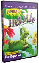 Dvd hermie  amigos - hermie, uma lagarta comum - Armazem