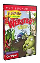 Dvd hermie e amigos - webster, a aranha medrosa - Armazem