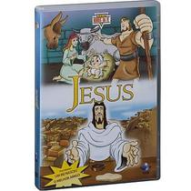 Dvd heróis da fé - jesus - Armazem