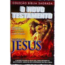 DVD Histórias de Jesus - Bíblia Sagrada O Novo Testamento - NBO