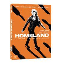 DVD - Homeland - 7ª Temporada - Fox Filmes