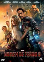 Dvd - Homem De Ferro 3 - Marvel
