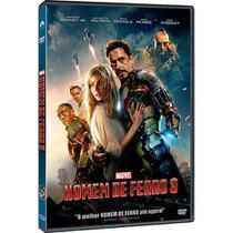 DVD Homem De Ferro 3 - Marvel