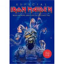 Dvd Iron Maiden - Especial (dvd+cd) - Strings  Music Eire