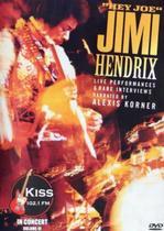 DVD Jimi Hendrix Live Performances - RADAR