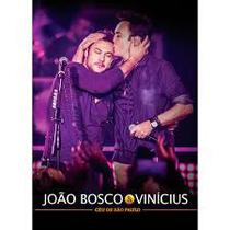 DVD João Bosco & Vinícius - Céu de São Paulo - Radar