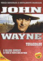 DVD John Wayne Tenacidade - NBO