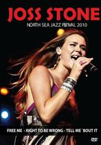 DVD Joss Stone - North Sea Jazz festival 2010 - Strings And Music