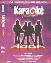 Dvd - karaoke festival abba - Eve