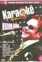 Dvd - karaoke festival elton john - Eve