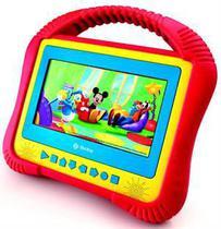 Dvd kids portatil - mickey - Tec Toy - Licenciado