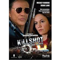 DVD Killshot - Tiro Certo - Sonopress