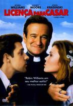 Dvd Licença Para Casar Robin Williams Mandy Moore - Warner