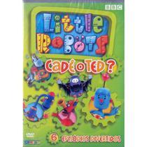 DVD Little Robots Cadê o Ted - Paramount