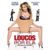 DVD Loucos Por Ela Uma Deliciosa Comédia - Carmen Electra - NBO
