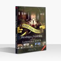 DVD Louvor das Nações - Rodrigo Ferreira  Missão LouvorGlória - Armazem