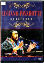 Dvd luciano pavarotti barcelona - Radar