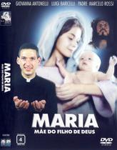 DVD - Maria mãe do Filho de Deus - Sony Pictures