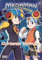 Dvd Megaman - Vol.1 - O Herói Virtual - Playarte