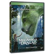 DVD - Meu Amigo, O Dragão (2016) - Disney