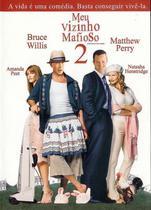 DVD Meu Vizinho Mafioso 2 - Bruce Willis - NBO
