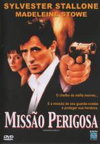 DVD Missão Perigosa - Sylvester Stallone - Amz