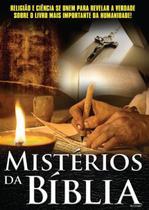 DVD Mistérios da Bíblia - NBO
