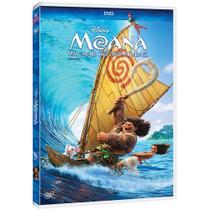 DVD Moana Um Mar de Aventuras - Disney