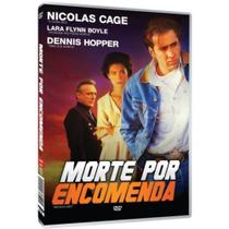 DVD Morte Por Encomenda - Nicolas Cage - NBO