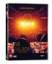 DVD - Na Balada - Califórnia Filmes