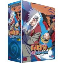 DVD Naruto Shippuden - 2ª Temporada - Box 2 - Playarte