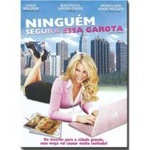DVD Ninguém Segura Essa Garota - Luke Wilsom - Nbo