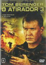 Dvd O Atirador 3 - Tom Berenger - Sony