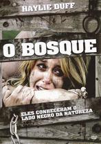 DVD O Bosque - Eles Conheceram o Lado Negro da Natureza - NBO